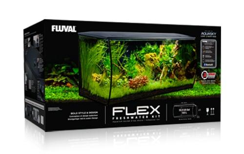 Fluval Aquariums Furniture Freshwater Desktop Aquariums